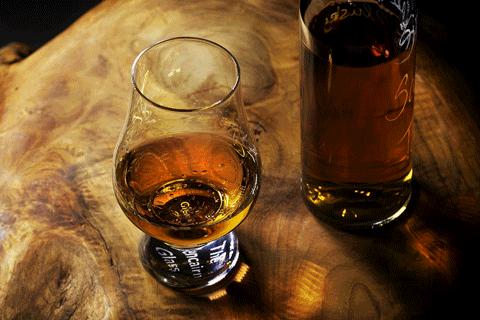Glenncairn glas tafel whisky