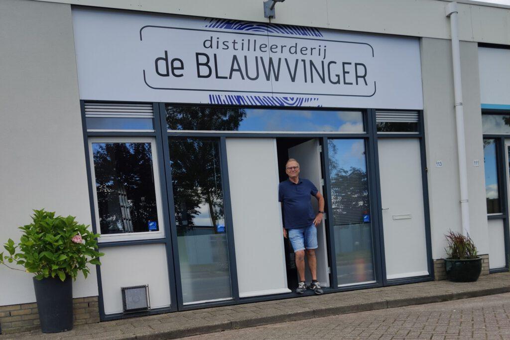 Distilleerderij de Blauwvinger Zwolle